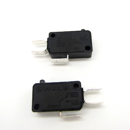 micro switch with UL